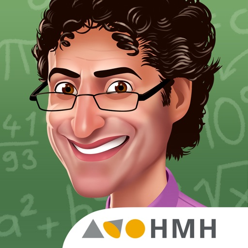 HMH Math on the Spot icon