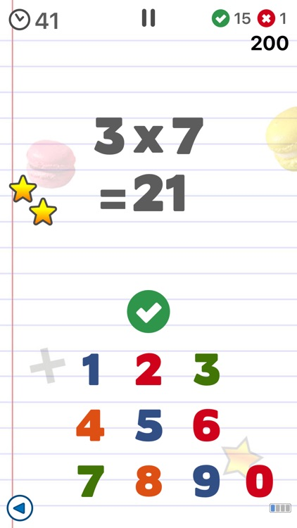 AB Math - fun games for kids