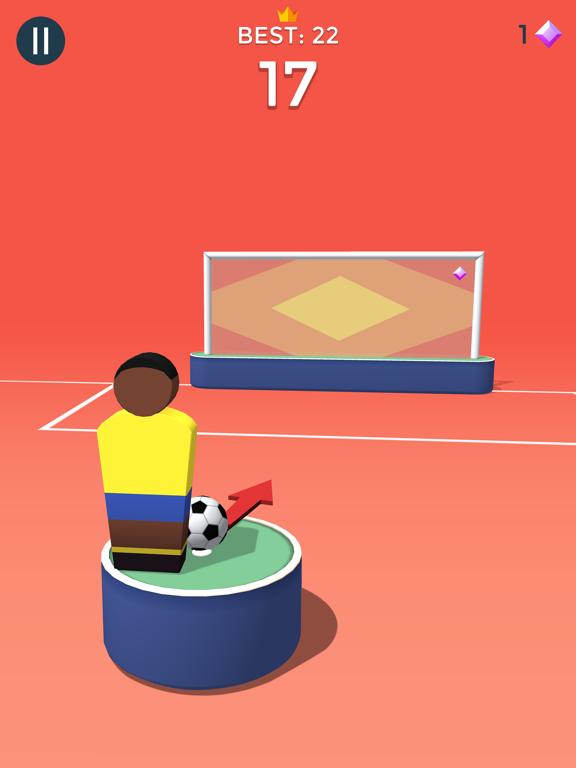 Pop Shot! Soccer screenshot 7