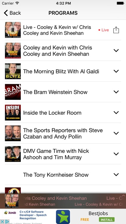 ESPN 980 screenshot-3