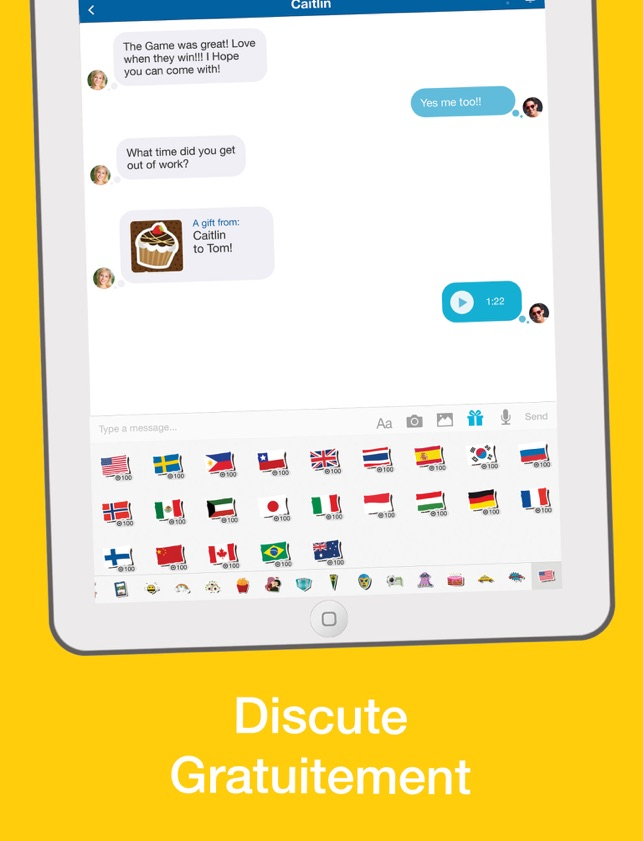 Skout service de rencontres Profil de rencontre de fille de pays