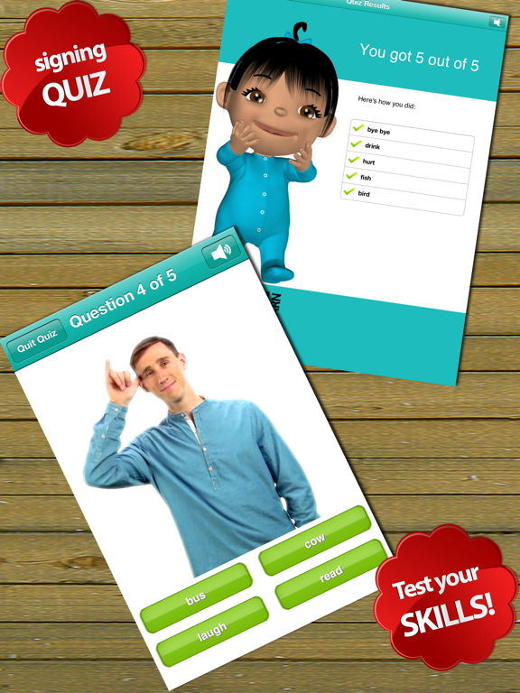 Baby Sign Language Dictionary - ASL Edition-ipad-4