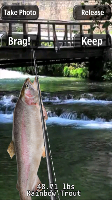 i Fishing Fly Fishing Edition screenshot two