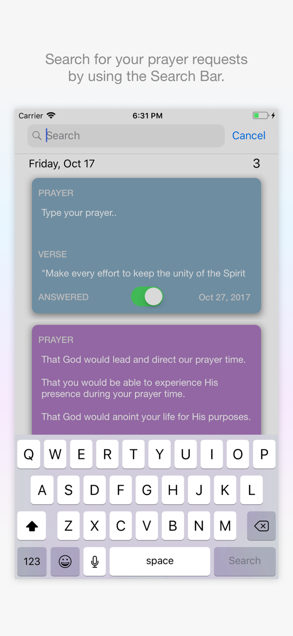 PrayerDiary - Pocket Edition