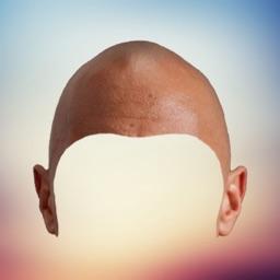 Bald Head Camera - Photo Booth
