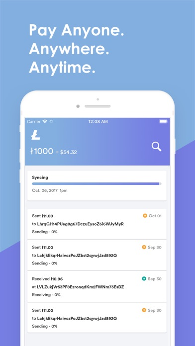 Loafwallet litecoin wallet by litecoin foundation limited loafwallet litecoin wallet by litecoin foundation limited finance category 353 reviews appgrooves best apps fandeluxe