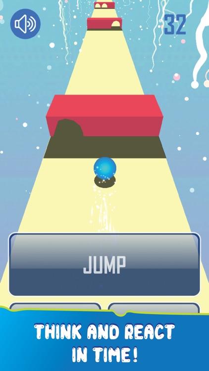 Hop Jump - Bounce Ball Zig Zag screenshot-3
