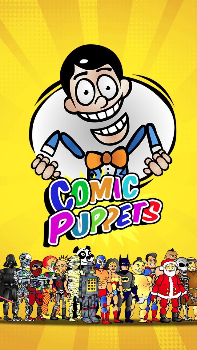 Comic Puppets