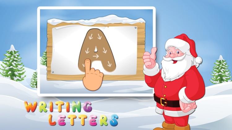 Letters with Santa for Kids SE screenshot-3
