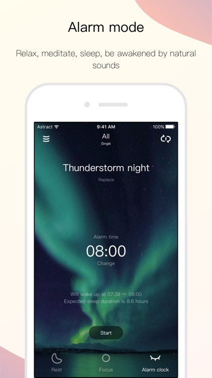 RestX - Rest sleep alarm clock screenshot-3