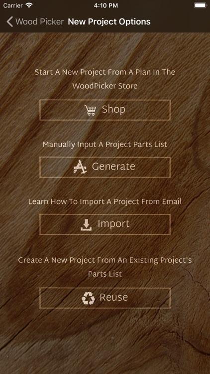 WoodPicker screenshot-4