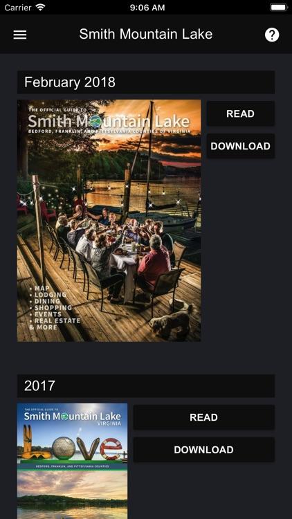 Smith Mountain Lake Guide