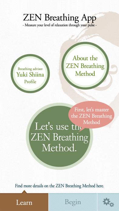 ZEN Breathingのおすすめ画像2