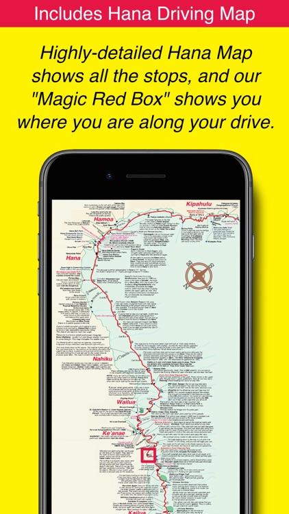 Hana GPS Guide
