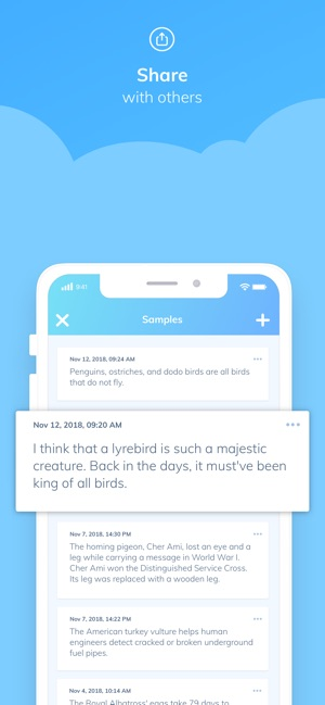 Lyrebird - Mimic your voice on the App Store