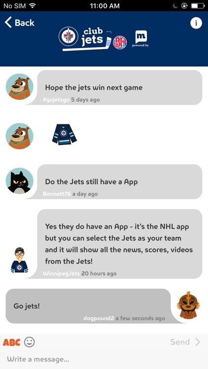 Club Jets screenshot-4