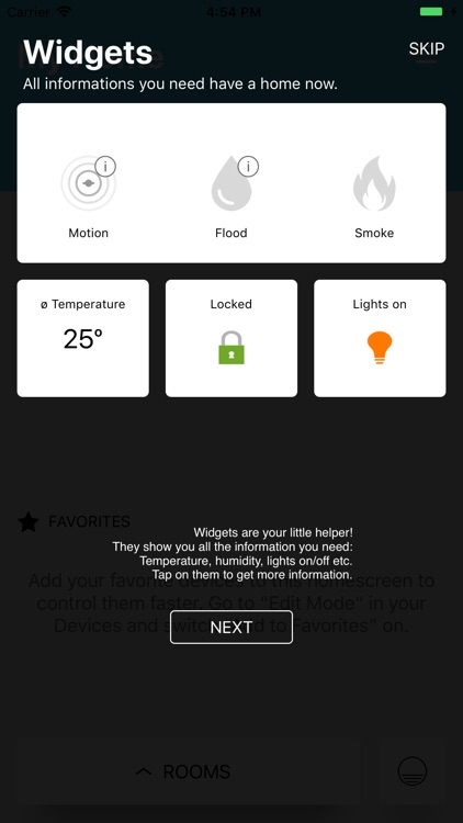 MOOD APP | Smart Living