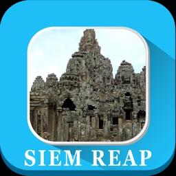 Siem Reap Cambodia Offlinemap