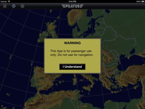 Screenshot of MyFlightPath