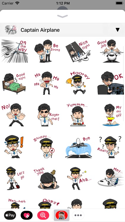 Office Stickers • screenshot-5