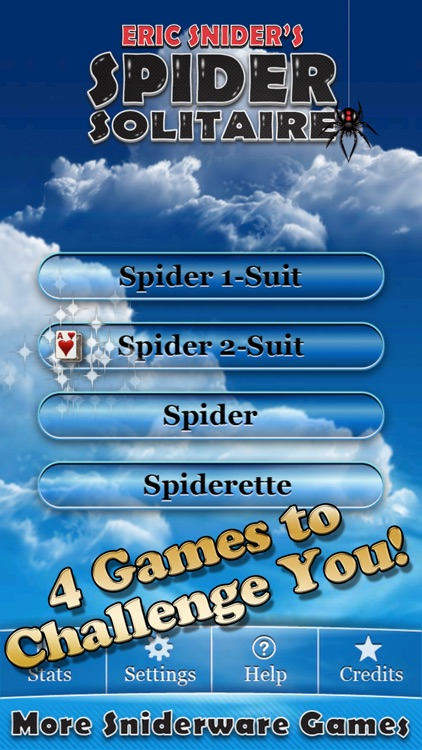 Eric's Spider Solitaire Lite screenshot-2