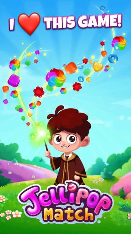 Jellipop Match screenshot-4