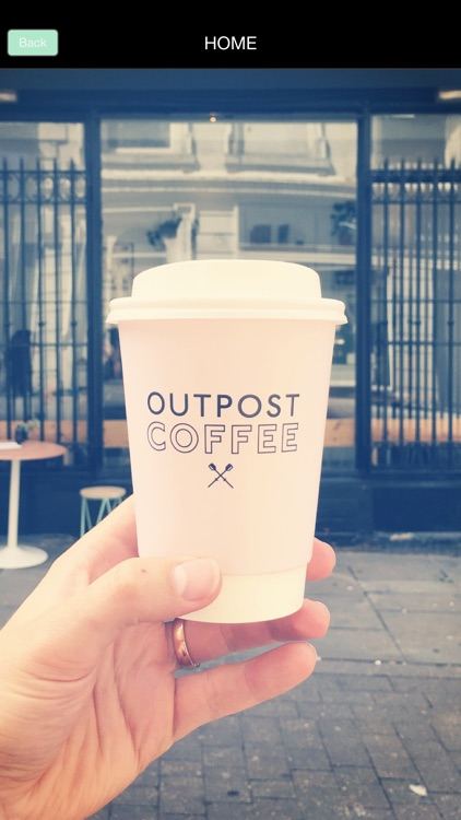 Outpost Coffee Roasters