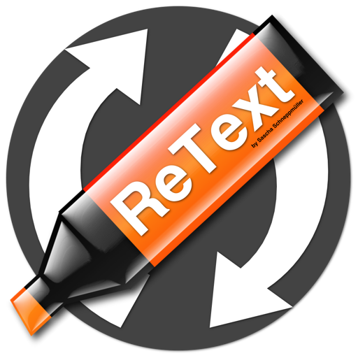ReText - RegEx Search&Replace