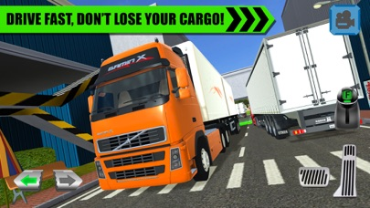 Truck Driver: Depot Parking screenshot four