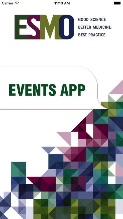 ESMO Events App