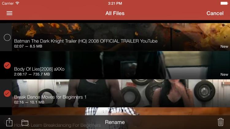 Movie Player Pro screenshot-3