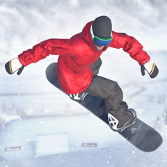 Just Snowboarding