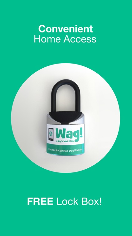 Wag! - Instant Dog Walkers & Sitters screenshot-3