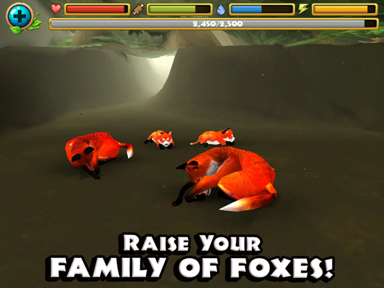 Fox Simulator для iPad