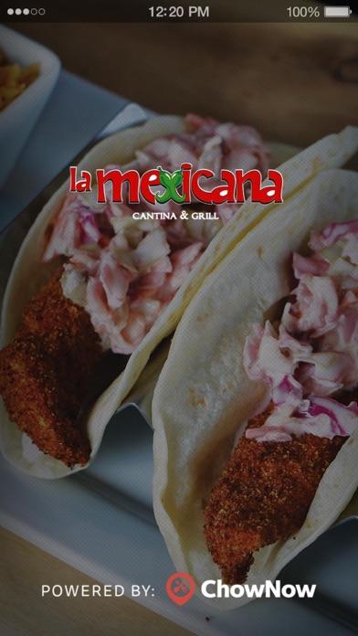 La Mexicana Cantina & Grill OH screenshot 1