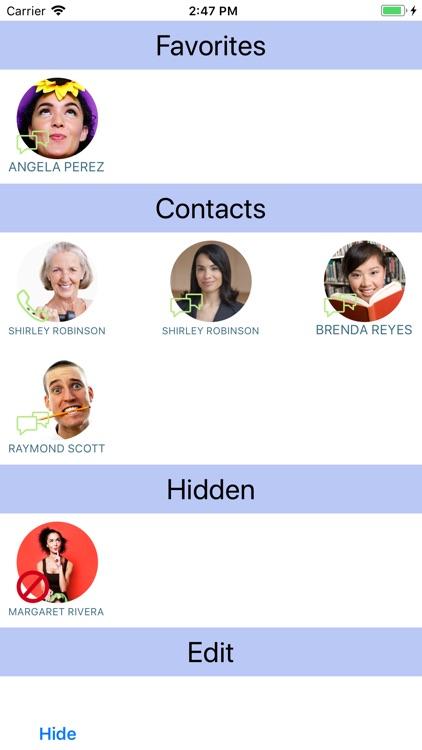 Photo Phone screenshot-4