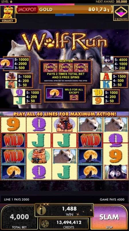 Doubledown Casino Slot Freebies