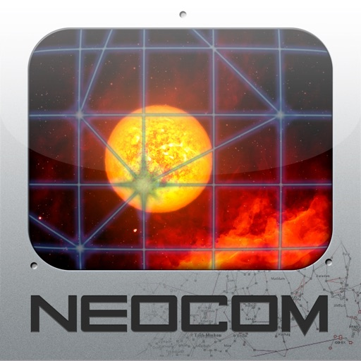 Neocom for EVE Online