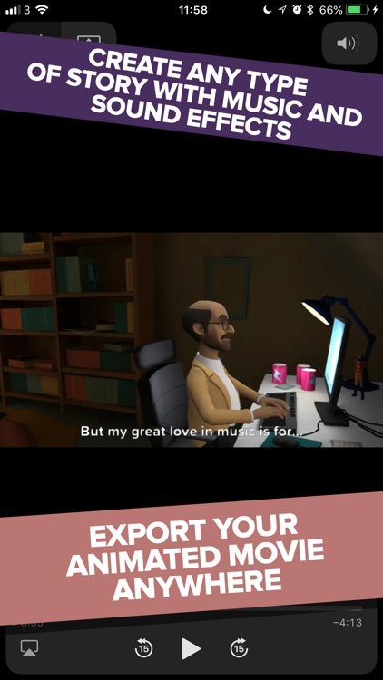 Plotagon Story screenshot-6