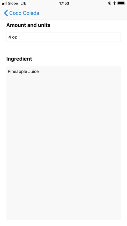Cooking Checklist screenshot-4