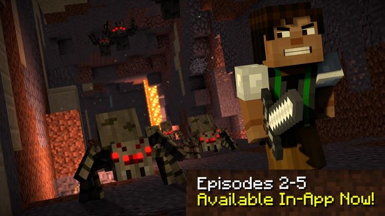 Minecraft: Story Mode - S2 screenshot-0