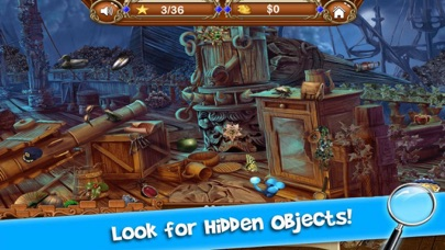Find Lost Treasure Ocean screenshot four