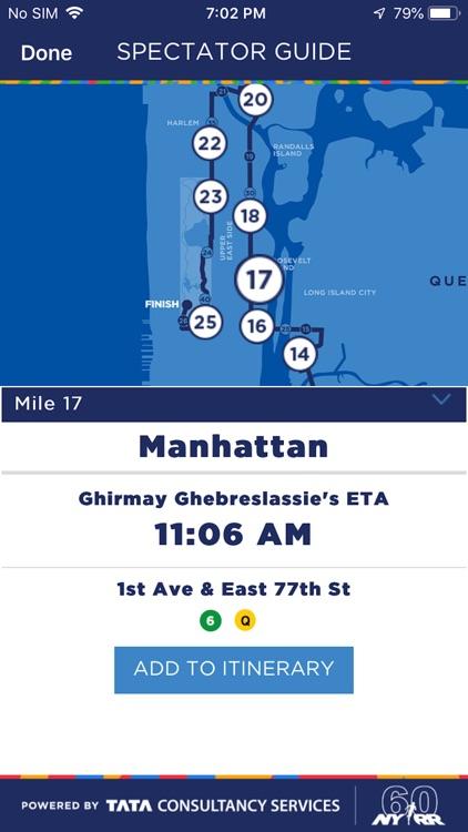 TCS NYC Marathon screenshot-6