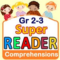 Activities of Super Reader - Grade 2 & 3