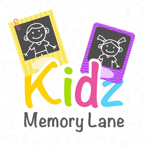 Kidz Memory Lane Baby Album