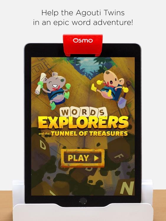 Osmo Words Explorers