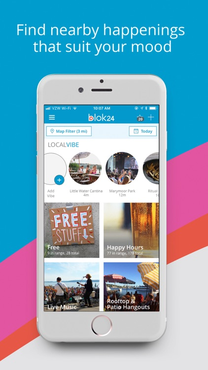 Blok24 - Things To Do Near Me by Blok24, Inc