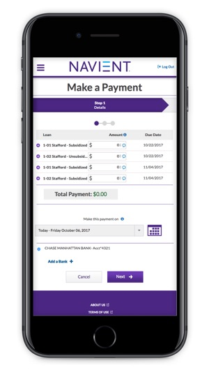 Navient Loans on the App Store