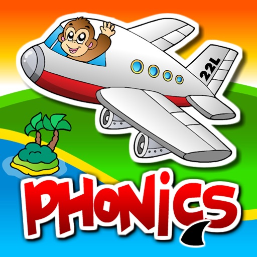 Kindergarten Phonics Island icon