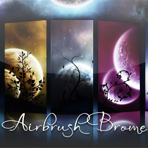 Airbrush Brome icon